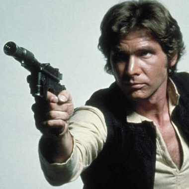 Han Solo (Harrison Ford A.D. 1977)